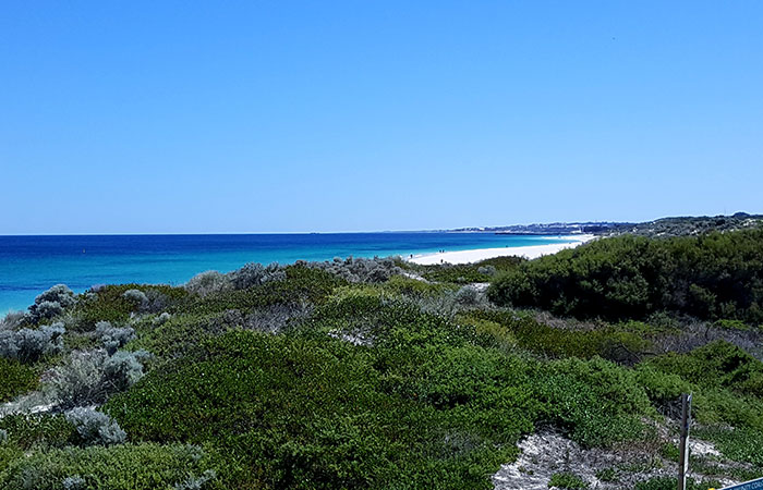 Unspoilt West Australian beaches